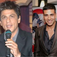 SRK and Akshay Kumar are Friends Again