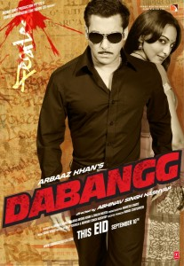 Dabangg Poster