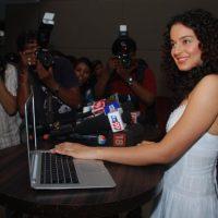 Kangna Ranaut Out of Deepa Mehta's Film