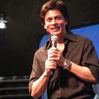 Shah Rukh Khan's New Friend – A 4-year Old Girl