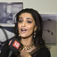 Sonam Kapoor Back in Italian Job