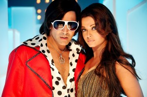 Action Replayy, Akshay Kumar and Aishwarya Rai