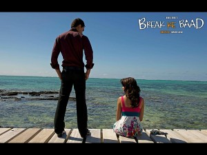 Imran Khan and Deepika Padukone in Break Ke Baad