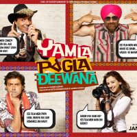 Yamla Pagla Deewana Movie Review: Time Pass Fun