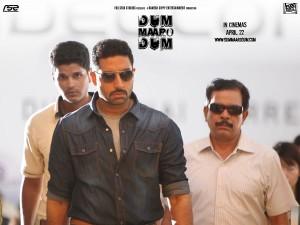 Dum-Maaro-Dum-Abhishek Bachchan
