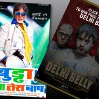 Box Office Clash: Bbuddah Hoga Tera Baap vs Delhi Belly