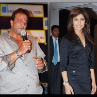 Sanjay Dutt and Priyanka Chopra in Ra. One