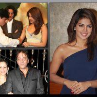 Shah Rukh Khan Gifts a Sports Bike to Sanjay Dutt and an Acoustic Guitar to Priyanka Chopra