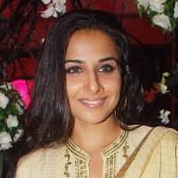 Vidya Balan – One Man is Not Enough for Me