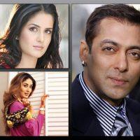 Salman Khan's Professional Choice-Kareena Kapoor, Personal Choice-Katrina Kaif