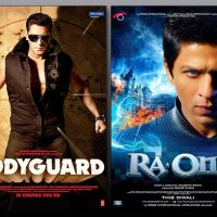 Ra One or Bodyguard –  Which One is a Bigger Hit?