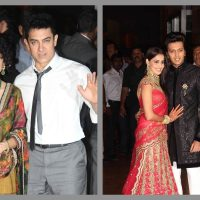 Ritesh-Genelia's Marriage Bash