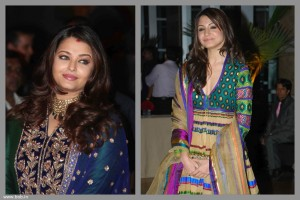 Ritesh-Genelia-Marriage, Ashwariya, Anushka-Sharma
