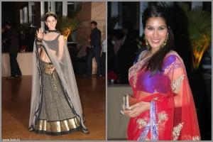 Ritesh-Genelia-Marriage, Kangana, Sophie-Choudhary