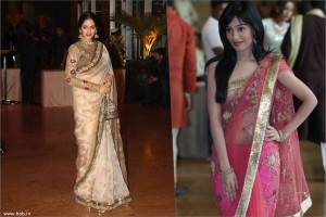 Ritesh-Genelia-Marriage, Sridevi, Amrita-Rao